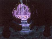 Ocean Roar's Cave Healing Fountain