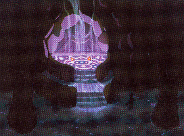 Ocean's Roar Cave