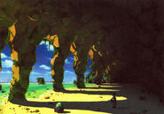 Ocean Roar's Cave (Outside)