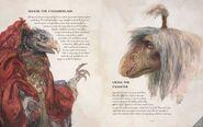 The Dark Crystal Bestiary - SkekSil and UrSol