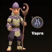 Vapra Tactics