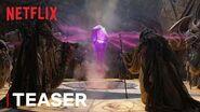 The Dark Crystal Age of Resistance Teaser Netflix