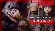 How The Dark Crystal Took 30 Years to Prove Muppets Aren't Just for Kids Deep Cuts Netflix