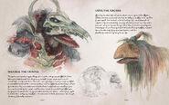 The Dark Crystal Bestiary - SkekMal and UrVa