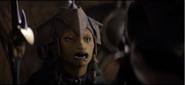 Gurjin reacting to Tolyn calling him 'Drenchen'