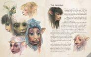 The Dark Crystal Bestiary - Gelfling