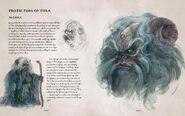 The Dark Crystal Bestiary - Aughra