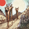 Gelfling pioneers & Landstriders - Creation Myths