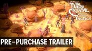 The Dark Crystal Age of Resistance Tactics Pre-Order Trailer