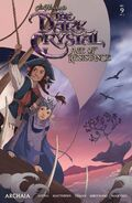 Age of Resistance comic 9 cover