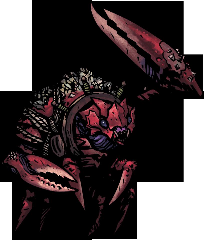 Uca Crusher Official Darkest Dungeon Wiki