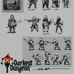 Heroes (Darkest Dungeon)