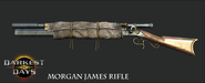 Morgan James Rifle