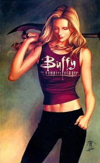 Buffy Summers (Buffyverse)
