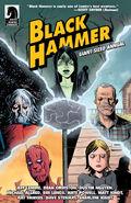 Black Hammer Giant-Sized Annual 1
