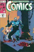 Dark Horse Comics Vol 1 2