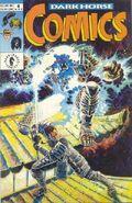 Dark Horse Comics Vol 1 4