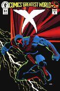 Comics' Greatest World- Arcadia -1