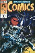 Dark Horse Comics Vol 1 3