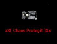 Chaos protegit