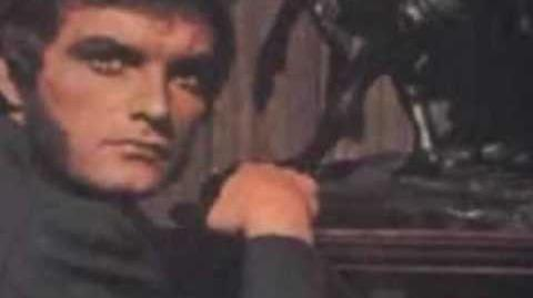 David Selby as Quentin Collins--Trouble and Haunted House