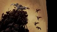Darksiders Genesis Art Strife & War
