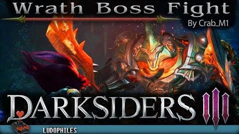 Darksiders III - Wrath Boss Fight