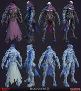 Darksiders Genesis Model Strife