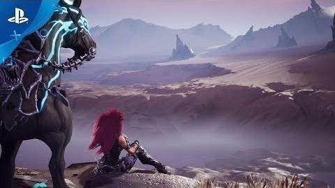 Darksiders III - Horse With No Name Trailer PS4