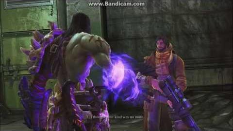 Darksiders 2 War Master Apocalptic