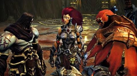 Darksiders 3 - New Gameplay Trailer & Monsters GAMESCOM 2018