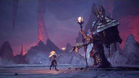 Darksiders III - Unleash The Hollows Trailer