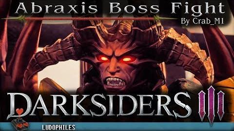 Darksiders III - Abraxis Boss Fight