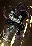 Darksiders strife joe mad by zeag
