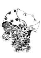 Cyborg by kittana-d1c5kht