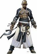 Warriormonk