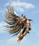 Aztec-warrior-jump