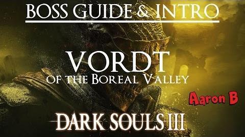 Dark Souls III- Vordt of the Boreal Valley Guide