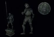 Каменный солдат артбук