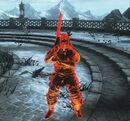 Красно-золотой фантом (Dark Souls III)
