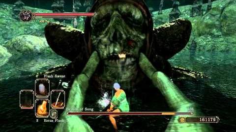 Dark Souls 2 - Demon of Song (Melee)