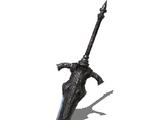 Wolf Knight's Greatsword