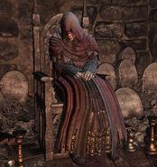 Служанка при храме
