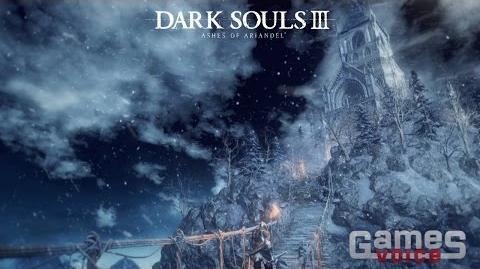 Dark Souls III - Ashes of Ariandel (русский дубляж)