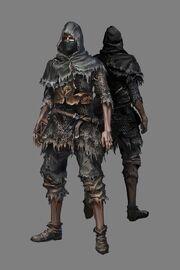 Dark souls 3 класс 5
