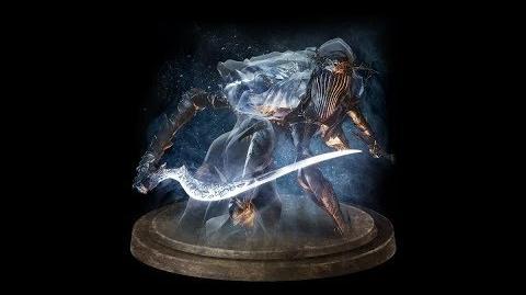 Битва с Танцовшицей Холодной Долины - Dark Souls III