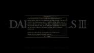 Caution - Invalid Data (Dark Souls III)