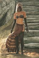 Розабет из Мельфии + Сет пустынной волшебницы