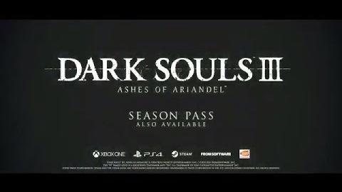 Dark Souls III - Ashes of Ariandel DLC PVP Trailer PS4, XB1, PC