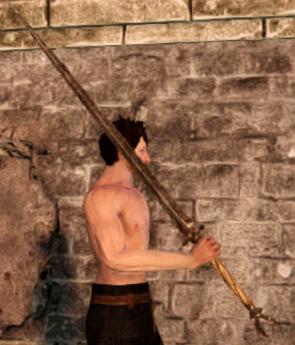 Watcher Greatsword Dark Souls Wiki Fandom